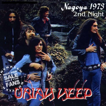 Uriah Heep - Nagoya 1973 2nd Night