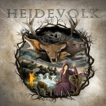Альбом Heidevolk - Velua (Limited Digipack Edition) 2015 MP3 скачать торрент