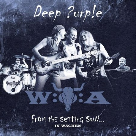Deep Purple - From The Setting Sun