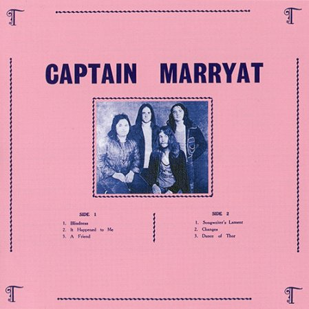 Captain Marryat - Captaint Marryat