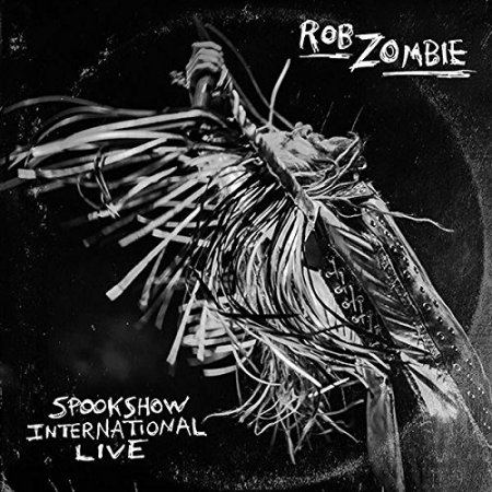 Альбом Rob Zombie - Spookshow International Live 2015 MP3 скачать торрент