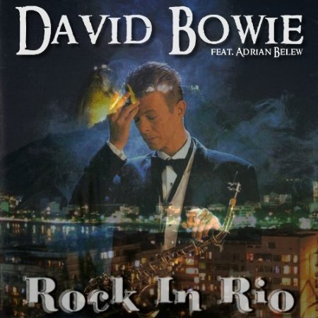 David Bowie – Rock In Rio