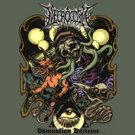 Necrocosm - Damnation Doctrine