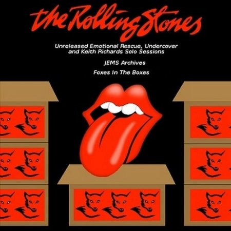 Сборник The Rolling Stones - Foxes in the Boxes 2015 MP3 скачать торрент