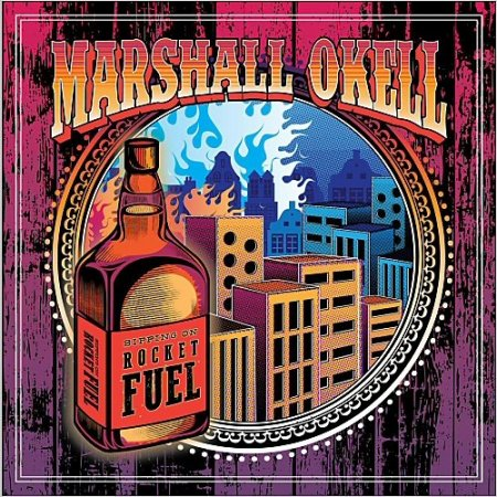 Marshall Okell - Sipping On Rocket Fuel