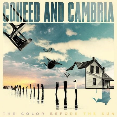 Альбом Coheed and Cambria - The Color Before The Sun 2015 MP3 скачать торрент