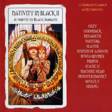 Альбом VA - Nativity in Black II - A Tribute to Black Sabbath 2015 MP3 скачать торрент