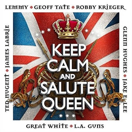 VA - Keep Calm & Salute Queen