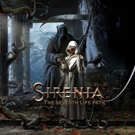 Альбом Sirenia - The Seventh Life Path [Limited Edition] 2015 MP3 скачать торрент