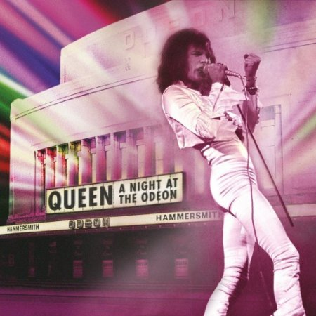 Альбом Queen - A Night At The Odeon: Hammersmith 1975 2015 FLAC скачать торрент