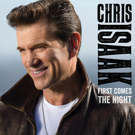 Альбом Chris Isaak - First Comes the Night [Deluxe] 2015 FLAC скачать торрент