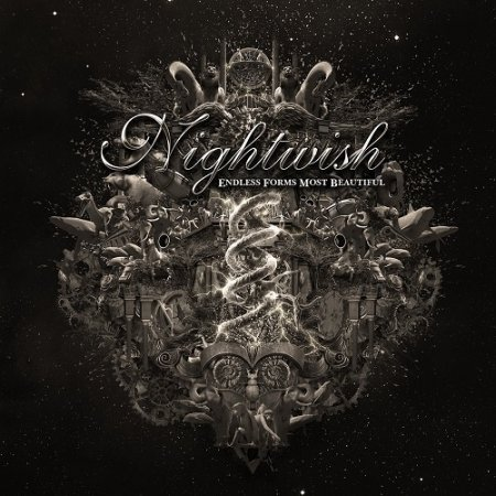 Альбом Nightwish - Endless Forms Most Beautiful (Earbook Edition) 2015 MP3 скачать торрент