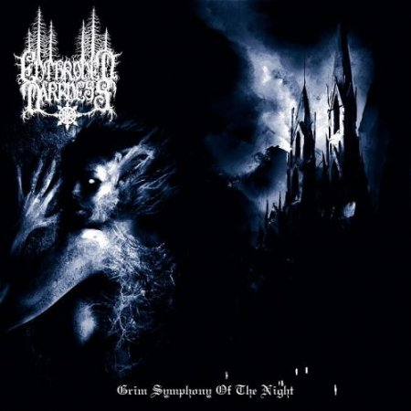 Альбом Enthroned Darkness - Grim Symphony Of The Night 2015 MP3 скачать торрент