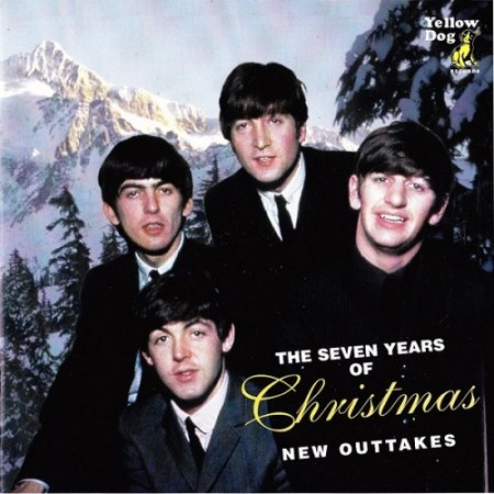 Альбом The Beatles - The Seven Years of Christmas 2002 FLAC скачать торрент