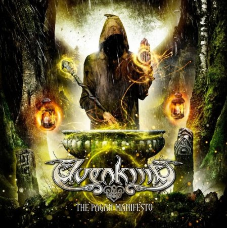 Альбом Elvenking - The Pagan Manifesto (Limited Edition) 2014 MP3 скачать торрент