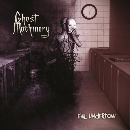 Альбом Ghost Machinery - Evil Undertow (Limited Edition) 2015 MP3 скачать торрент