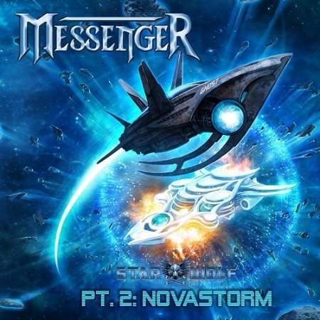 Альбом Messenger - Starwolf - Pt. II Novastorm [Limited Edition] 2015 MP3 скачать торрент