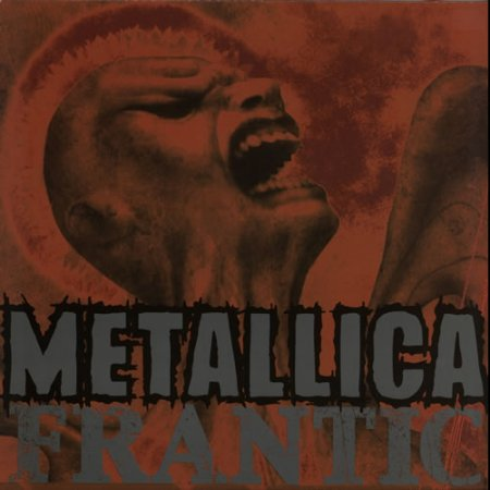 Альбом Metallica - Frantic (Elektra Studio Live) [2 CD] 2003 MP3 скачать торрент