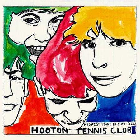 Альбом Hooton Tennis Club - Highest Point in Cliff Town 2015 MP3 скачать торрент