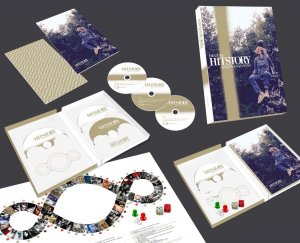 Gianna Nannini - Hitstory Deluxe Edition [3 CD]