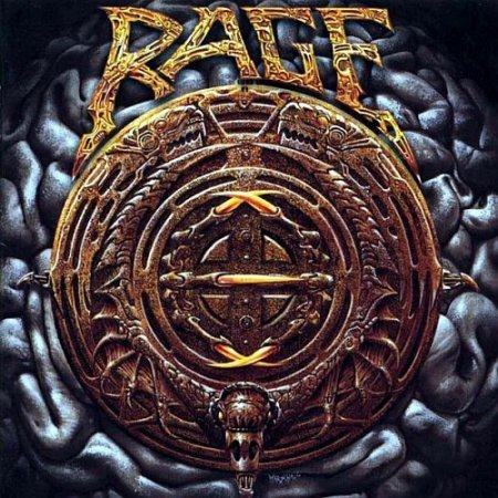 Альбом Rage - Black In Mind - 20th Anniversary Edition 2015 MP3 скачать торрент