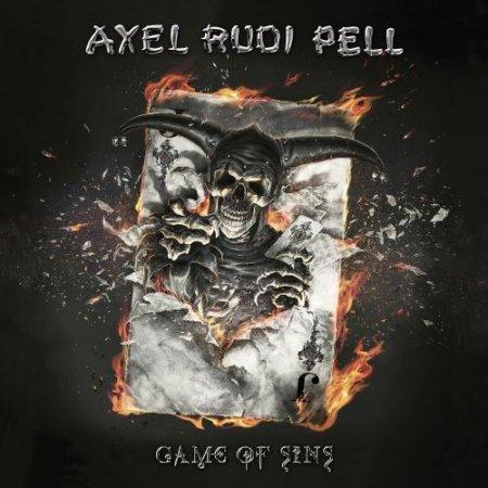 Альбом Axel Rudi Pell - Game of Sins (Deluxe Edition) 2016 MP3 скачать торрент