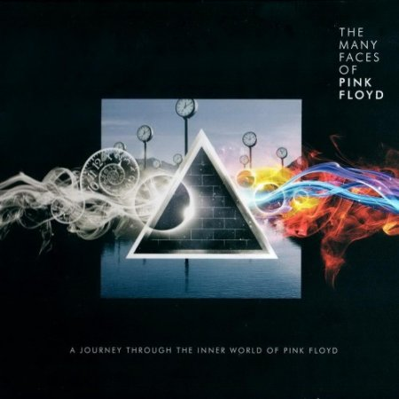 The Many Faces of Pink Floyd: A Journey Through the Inner World of Pink Floyd (3CD)