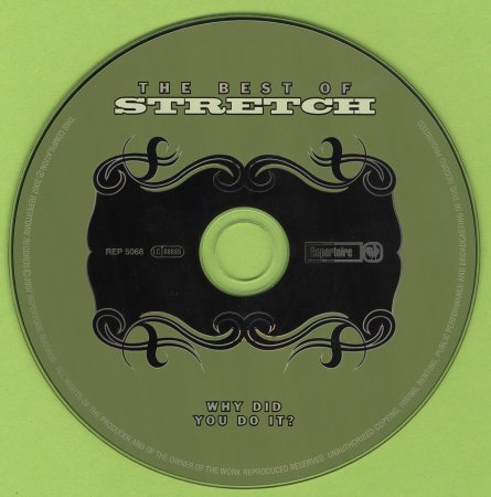 Альбом Stretch - The Best Of Stretch: Why Did You Do It? 2007 MP3 скачать торрент