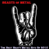 Сборник Beasts of Metal - The Best Heavy Metal Hits Of 2015 2016 MP3 скачать торрент