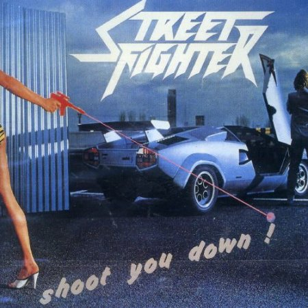 Street Fighter - Shoot You Down