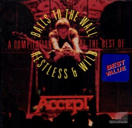 Альбом Accept - A Compilation of The Best of Balls to The Wall Restless & Wild 1983 MP3 скачать торрент