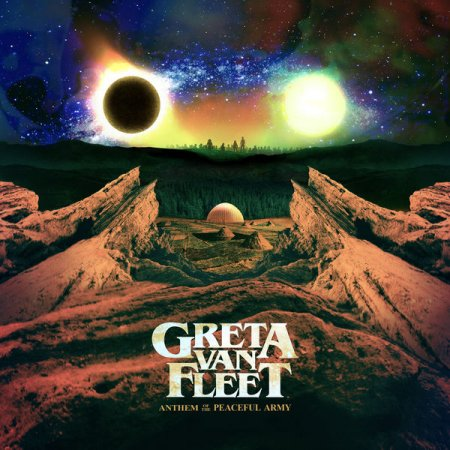 Альбом Greta Van Fleet - Anthem of the Peaceful Army 2018 MP3 скачать торрент