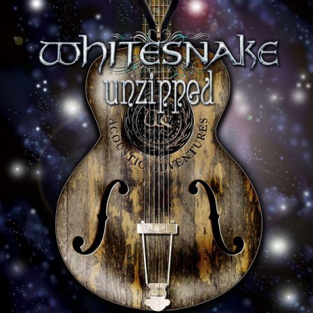 Альбом Whitesnake - Unzipped [5CD Super Deluxe Edition] 2018 MP3 скачать торрент