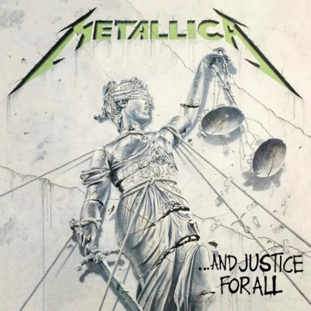 Альбом Metallica - ...And Justice for All [Remastered Deluxe Box Set] 2018 FLAC скачать торрент