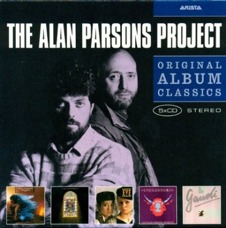 Сборник Alan Parsons Project - Original Album Classics [Reissue, Remastered] 2010 FLAC скачать торрент
