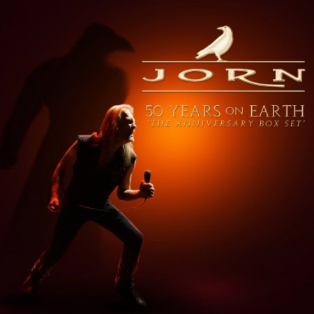 Альбом Jorn - 50 Years on Earth [12CD The Anniversary Box Set] 2018 MP3 скачать торрент