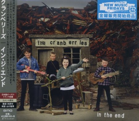 Альбом The Cranberries - In the End [Japanese Edition] 2019 FLAC скачать торрент