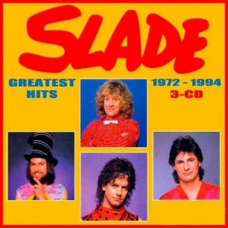 Slade - Greatest Hits 1972 - 1994 [3CD Box]