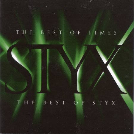 Альбом Styx - The Best Of Times: The Best Of Styx 1997 FLAC скачать торрент